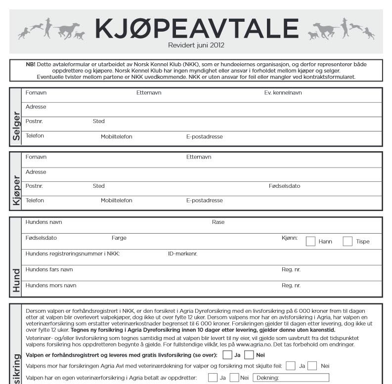 Kjøpsavtale NKK
