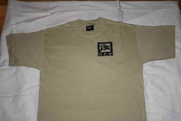 T_skjorte med logo