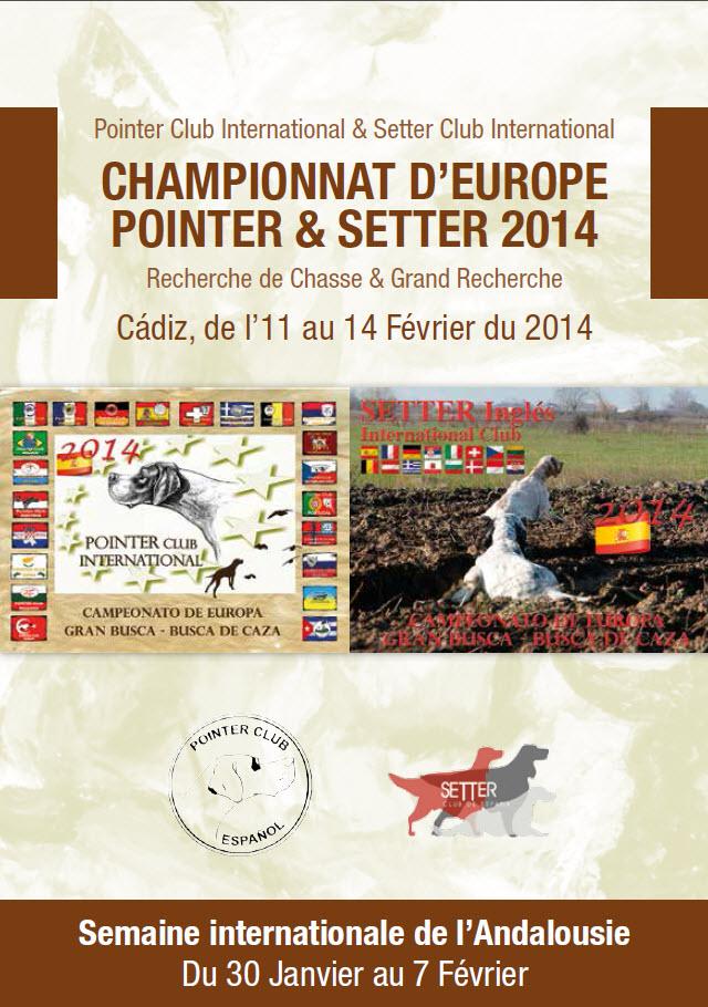 Europa Cup for pointere og engelsksettere