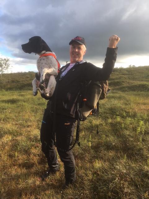 Olaf Lurvik og Rokomborres Ailo